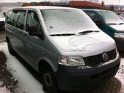 Продается Volkswagen Transporter T5 2.5 TDI