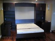 Шкаф-кровать(откидная кровать, подъёмная кровать)