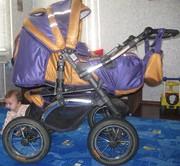 срочно продается детская коляска джип JUMBO COLLECTION