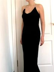 Платье вечернее макси, р.44-46.  Классический крой, под рептилию.