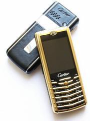 105$......Cartier - 2сим/sim,  прочный стальной корпус. Доставка!