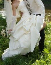Свадебное платье,  Коллекция 2010,  Польша