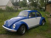 Volkswagen Kaefer (Beetle).   Фольксваген Жук.