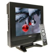 ТВ ЖК-видеодвойка с двд Toshiba 15-SLDT1