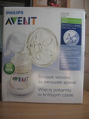 Молокоотсос Avent (ручной)