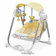 качели Chicco polly swing