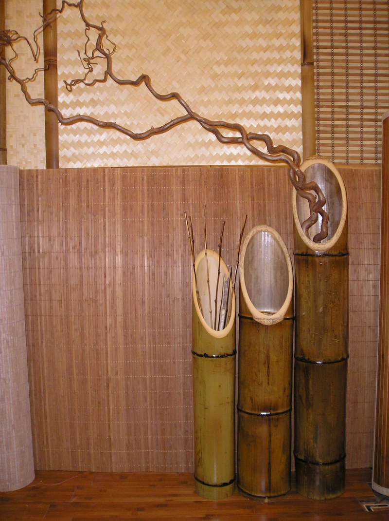 Бамбуковый щит своими руками