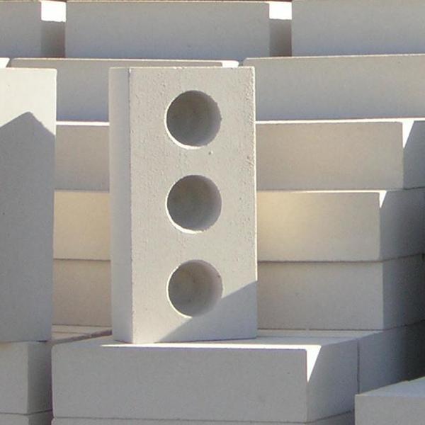 Белый силикатный кирпич фото