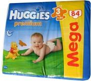 Купить подгузники (памперсы) Huggies Super Flex Premium