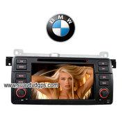 BMW E46 316i 318i 320i 323i 325i 328i DVD player GPS TV CAV-E46