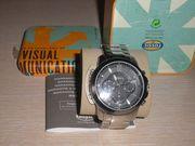 Часы-хронограф Fossil