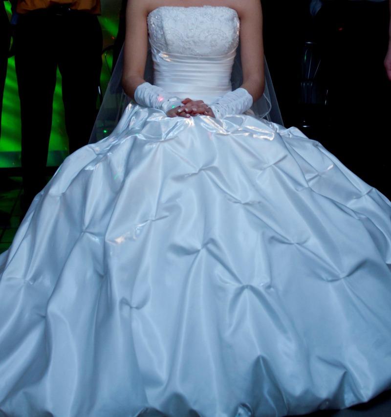 Свадебные платья летнего