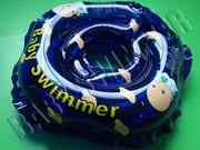BabySwimmer - уникальные круги для купания младенцев!!!Новые!Спешите!