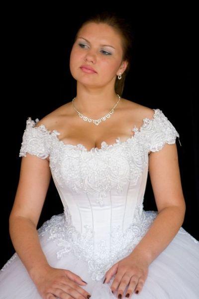 Свадебные Платья Для Пышек Фото