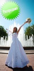 Распродажа свадебных платьев 2014г.