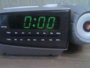 часы+будильник+радио