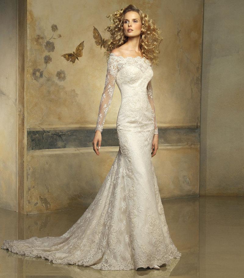 Продам: кружевное свадебное платье - Купить: кружевное свадебное