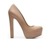 Женские туфли бежевого цвета новые размер 39-40