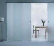 Комплект системы для раздвижной стеклянной двери RS-120