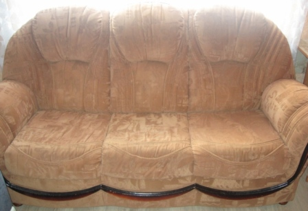 Продам б/у мягкую мебель Продам диван