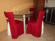 Хотите обновить старые или потрёпанные кухонные стулья?