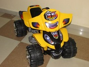 Квадрацикл детский X-Sport ZP-5118 (радио,  МР 3),  доставка по РБ