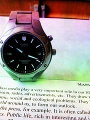 Часы Casio Lineage Titanium