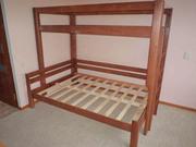 Кровать двухъярусная (Комби 1) - вариация сочетания