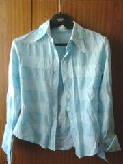 Рубашка и майка р.42-44