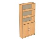 Шкаф офисный новый для документов 800х360х1780 БУК