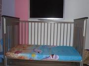 Продам детскую кровать Drewex Sahara