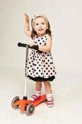 Трехколесный самокат Mini Micro для детей 2-5 лет (цвета в ассортимент