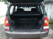 Решётка металлическая багажника автомобиля Hyundai Terracan