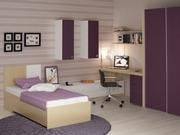 Мебель для детских  и подростковых комнат по низким ценам в Минске