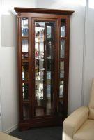 Продам шкаф-витрину Полонез Молодечномебель