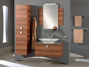 Мебель для ванной на заказ. Artisan.by