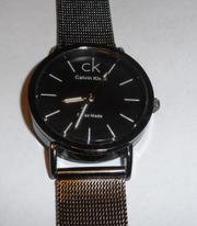 Часы Calvin Klein черного цвета