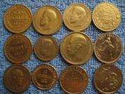 Царские и СССР монеты куплю в коллекцию.