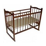 Детская деревянная кроватка Мишутка-13 (пр-ль Россия) новая