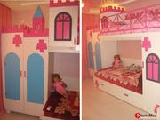 Детская мебель от  дизайн студии INTERIOMAX