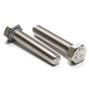 Болт DIN 933 A2 (полная резьба,  нержавеющая сталь)