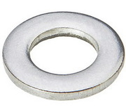 Шайба DIN 125 A2 (плоская,  нержавеющая сталь)