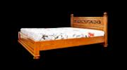 Продаю кровать для спальни,  массив дуба