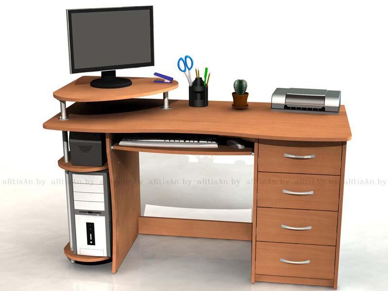 C_222_Compass - Compass - Компьютерные столы - Столы и стулья - Детская.