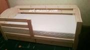 Кровать односпальная ОД 6.0