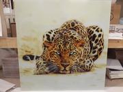 Печать изображений и картинок на вашем стекле