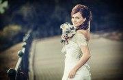 Продаю очень красивое свадебное платье Slanovskiy!!!