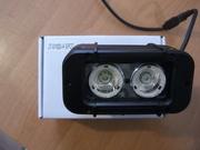 Дополнительные светодиодные фары LED S1020A дальний.