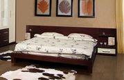 Кровать двуспальная Альтаир