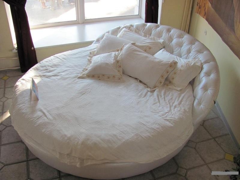 Круглые кровати, фото, цены